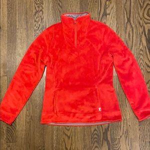 Osito Fleece Quarter Zip Pullover